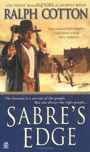 Cover of: Sabre's edge