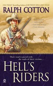 Cover of: Hell's riders