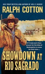 Cover of: Showdown at Rio Sagrado