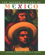 Cover of: The Oxford History of Mexico |