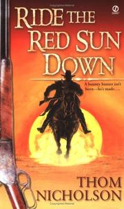 Cover of: Ride the red sun down