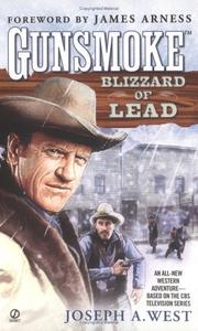 Cover of: Blizzard of lead