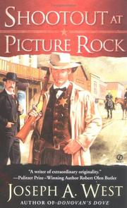 Cover of: Shootout at Picture Rock