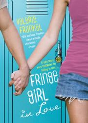 Cover of: Fringe Girl in Love (Fringe Girl)