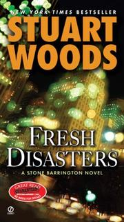 Cover of: Fresh Disasters (Stone Barrington Novels) | Stuart Woods
