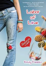 Cover of: Labor of Love: The Principles of Love