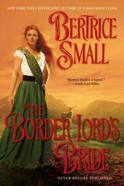 Cover of: The Border Lord's Bride | Bertrice Small