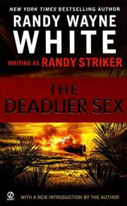 Cover of: The Deadlier Sex