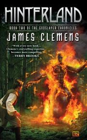 Cover of: Hinterland | James Clemens