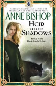 Cover of: Heir to the Shadows (The Black Jewels Trilogy, Book 2)