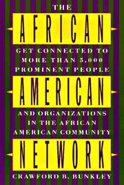 Cover of: The African American network