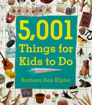 Cover of: 5001 Things for Kids to Do