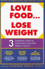 Cover of: Love Food, Lose Weight