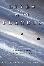 Cover of: Lives of the Planets | Richard Corfield