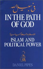 Cover of: In the path of God | Daniel Pipes