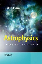 Cover of: Astrophysics | Judith Ann Irwin