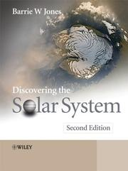 Discovering the Solar System by Barrie W. Jones, Barrie William Jones