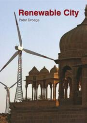 The Renewable City by Peter Droege