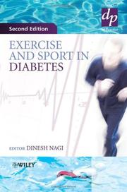 Cover of: Exercise and sport in diabetes |