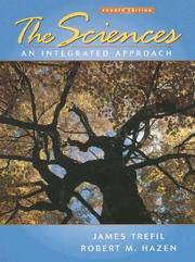Cover of: The Sciences | James Trefil