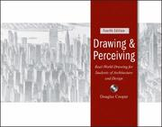 Cover of: Drawing and Perceiving | Douglas Cooper