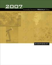 Cover of: 2007 Econoday Investor