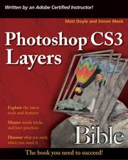 Cover of: Photoshop CS3 Layers Bible | Matt Doyle