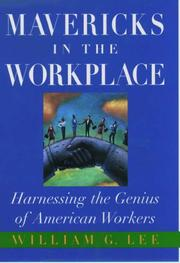 Cover of: Mavericks in the workplace