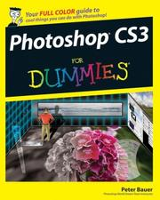 Cover of: Photoshop CS3 For Dummies