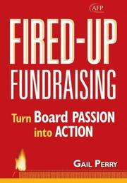 Cover of: Fired-Up Fundraising