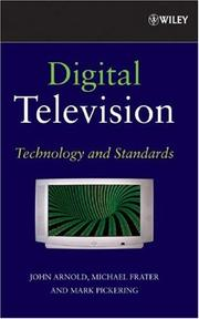 Cover of: Digital television | John Arnold