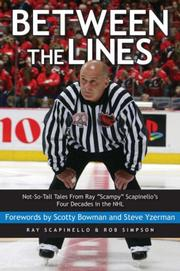 Cover of: Between the Lines | Ray Scapinello