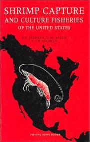 Cover of: Shrimp capture and culture fisheries of the United States