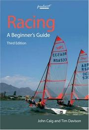 Cover of: Racing | John Caig