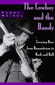 Cover of: The cowboy and the dandy | Perry Meisel