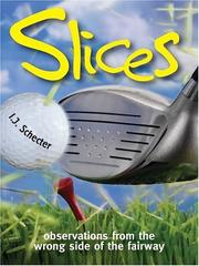 Cover of: Slices | I.J. Schecter