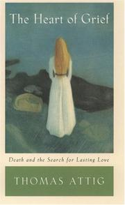 Cover of: The Heart of Grief