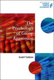 Cover of: The Psychology of Group Aggression
