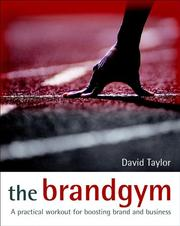 Cover of: The Brandgym | David Taylor
