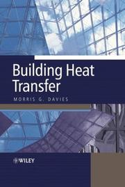 Cover of: Building Heat Transfer | Morris Grenfell Davies