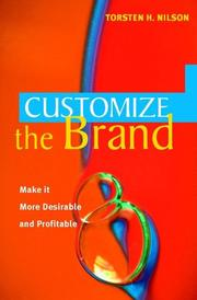 Cover of: Customize the Brand