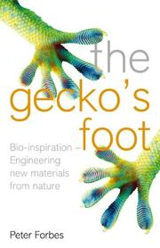 The Gecko's Foot by Peter Forbes