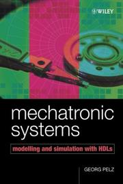 Cover of: Mechatronic Systems | Georg Pelz