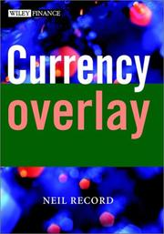 Cover of: Currency Overlay | Neil Record