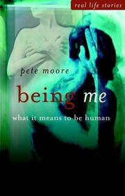 Cover of: Being Me | Pete Moore