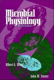 Cover of: Microbial physiology