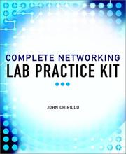 Cover of: Networking Lab Practice Kit | John Chirillo