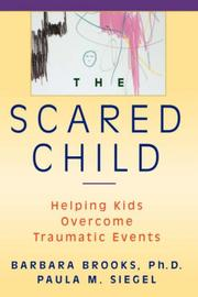 Cover of: The scared child