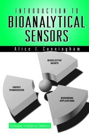Cover of: Introduction to bioanalytical sensors