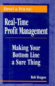 Cover of: Real-time profit management